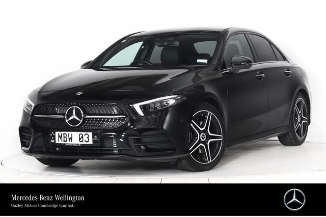 Motors Cars & Parts Cars : 2019 Mercedes-Benz A 200 Communications, KEYLESS-GO, Vision & Sports Packages