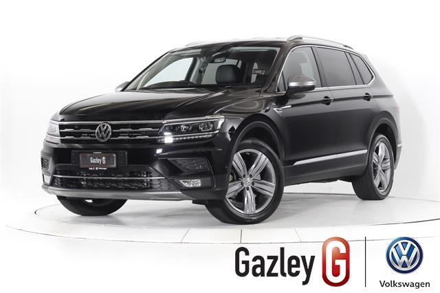 Motors Cars & Parts Cars : 2020 Volkswagen Tiguan Allspace 4WD TSI Highline