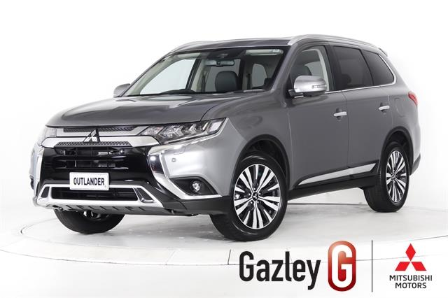 Motors Cars & Parts Cars : 2020 Mitsubishi Outlander VRX 4WD