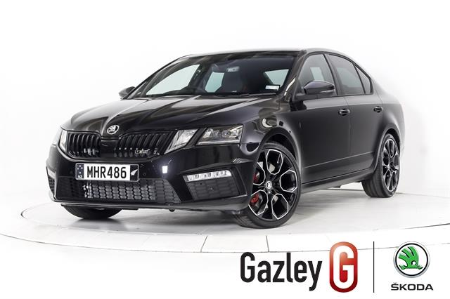 Motors Cars & Parts Cars : 2019 Skoda Octavia RS245 TSI 180kW $17 Million Dollar Christmas Clearance
