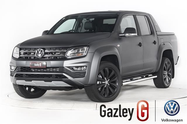 Motors Cars & Parts Cars : 2020 Volkswagen Amarok 4MOTION V6 190kW 580Nm Unique Matt finish 200kw Volkswagen Aventura
