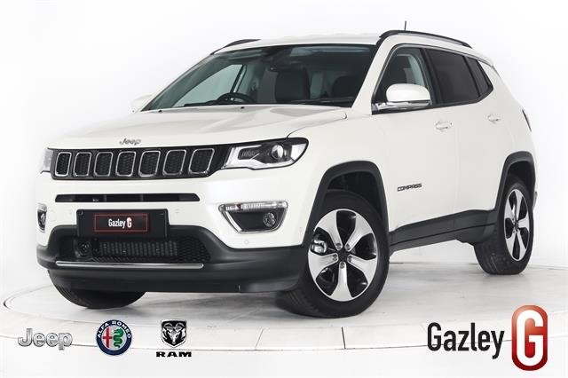 Motors Cars & Parts Cars : 2020 Jeep Compass Limited 4X4