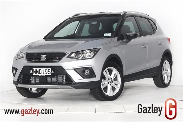 Motors Cars & Parts Cars : 2019 SEAT Arona FR Radar Cruise, BlindSpot, CarPlay/Android, Keyless