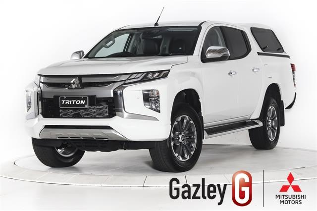 Motors Cars & Parts Cars : 2020 Mitsubishi Triton VRX 2WD Trade Pack Gazley trade pack
