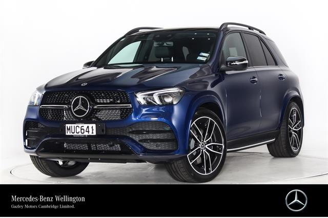 Motors Cars & Parts Cars : 2020 Mercedes-Benz GLE 400 d 4MATIC SUV AMG Sport, Night, 7 Seat & Towbar Packages