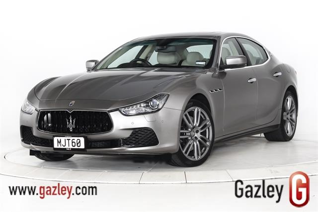 Motors Cars & Parts Cars : 2017 Maserati Ghibli S Outstanding value!