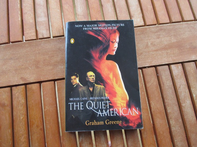 Books & Stationery Books Fiction & Literature : The Quiet American Paperback Book, Graham Greene