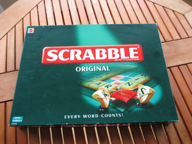 Baby & Toys Toys & Games Games & Puzzles : Scrabble board game