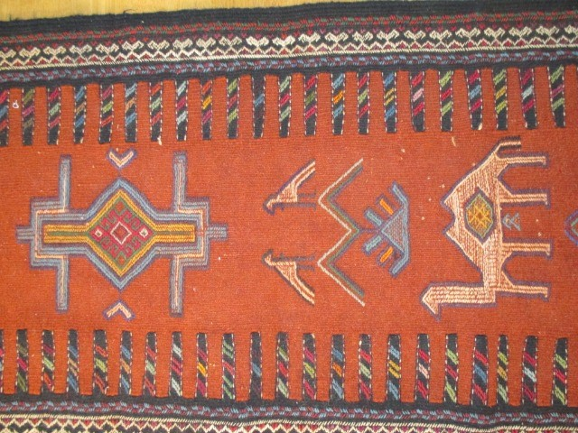 Home & Garden Home & Living Lounge & Dinning Room : Stunning Persian Kilim Rug
