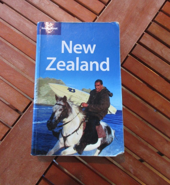 Books & Stationery Books Nonfiction : New Zealand Lonely Planet, Travel Guide Book