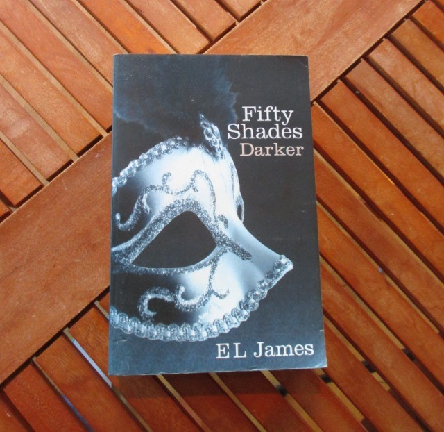 Books & Stationery Books Fiction & Literature : Fifty Shades Darker, Second hand book by E L James, Paperback